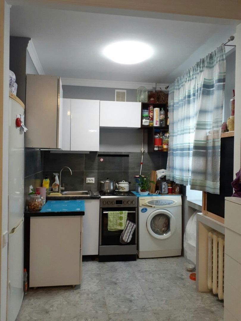 продажа однокомнатной квартиры номер A-147517 в Приморском районе, фото номер 6
